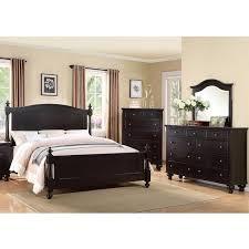 Black Wood Bedroom Set Black Bedroom Sets Queen Best Home Design Ideas Stylesyllabus Us