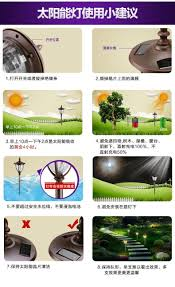 Brightest Solar Powered Landscape Lights - free ship solar led outdoor garden light 12v landscape lawn lamps