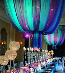 decor blue and purple wedding decoration ideas small kitchen
