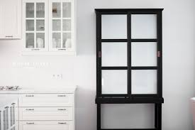 Corner Hutch For Dining Room Furniture Interesting Ikea Curio Cabinet For Vertical Style