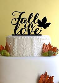 fall wedding cake toppers stylish ideas fall wedding cake toppers pretentious inspiration