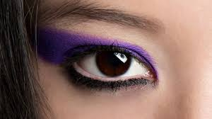 purple eye color how to bring out your eye color with makeup stylecaster