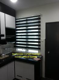April Blinds Basic Home Kuantan Zebra Blinds