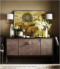 Greige Interiors Powerful Vignettes Cindy Hattersley Design