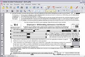 pdf forms designer creating a pdf template