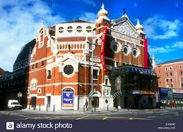 the grand opera house great victoria street belfast northern