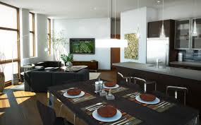 interior bohemian style of home interior design with retro