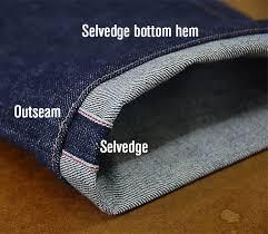 Selve Edge - what is selvedge denim todd shelton