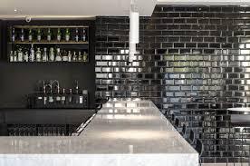 carrelage cuisine noir brillant gallery of carrelage la triskeline carrelage cuisine noir