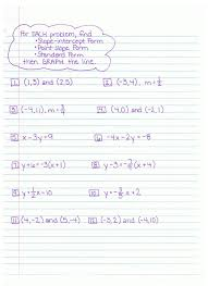 math plane derivatives trigonometry functions point slope form