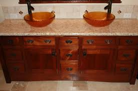 Oil Rubbed Bronze Vessel Sink Faucet Captivating Antique Bathroom Vanity With Vessel Sink Using Amber