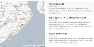 Staten Island Map Sandy U0027s Staten Island Flooding Deaths A Man Made Disaster
