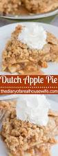 Apple Pie Thanksgiving Dutch Apple Pie The Diary Of A Real Housewife