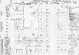 scale floor plan gallery of caat studio propose large scale commercial centre in
