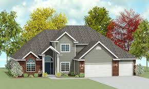 story and a half house detail granite ridge builders