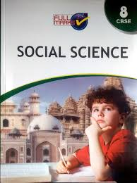 social science class 8 amazon in full marks books