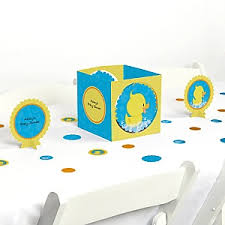 ducky duck baby shower decorations u0026 theme babyshowerstuff com
