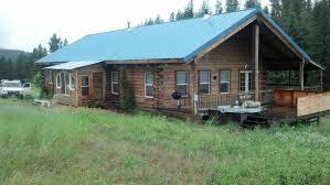 refinish u0026 restoration of log homes kettle falls washington u0026 spokane