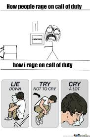 dat feel when you rage on cod by meteotempo2468 meme center