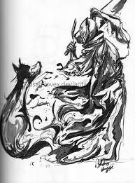 artorias and sif sketch by usagilovex on deviantart
