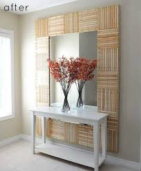 Recycled Wall Decorating Ideas Recycling Old Wood Rulers For Interior Decorating 12 Diy Wall