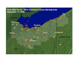 weather map ohio notable weather events of 2008
