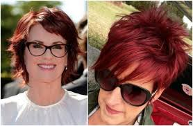 red hair for over 50 fashionable hairstyles for women over 50 and haircolours that make