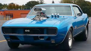 blown camaro 1967 pro blown big block chevy camaro rs ss for sale