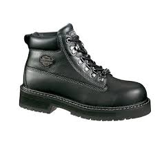harley motorcycle boots ladies courage steel toe harley davidson 6 black boots leatherup com