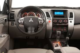 mitsubishi pajero interior mitsubishi pajero dakar technical details history photos on