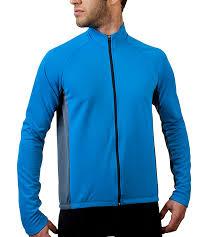 winter cycling jacket sale men u0027s long sleeve fleece cycling jersey full zip
