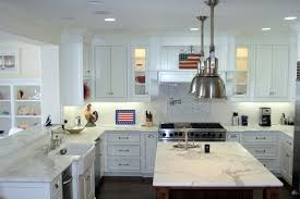 Island Kitchen Nantucket Outstanding Custom Nantucket Style Home On Little Balboa Island