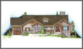 Professional House Floor Plans Custom Design Homes - Rambler home designs