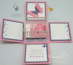 stampin up baby shower card ideas image collections baby shower
