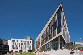 technology and innovation centre bdp archdaily