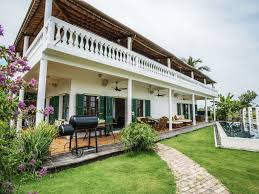 French Colonial Architecture Chic French Colonial Villa Heron House Hoi An Hotels Resorts