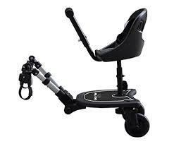 avec siege englacha cozy 2 en 1 x rider pour poussette avec siège zone bébé
