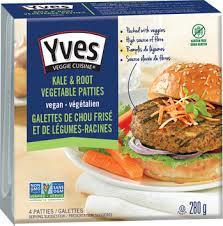 Root Vegetable Allergy - yves veggie cuisine canada