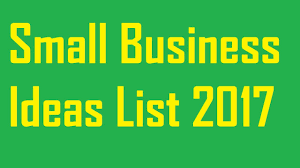 top 30 small business ideas list for 2017 youtube
