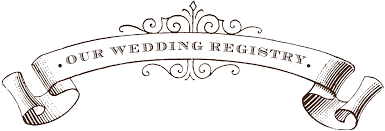 wedding registary wedding registry shaq and coco