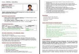 stunning health and safety managers resume contemporary resume