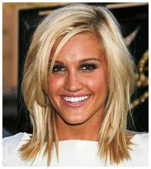 shoulder length haircuts for fine hair hairstyles for women picmia