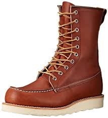 buy boots for amazon com wing heritage s moc 8 boot boots
