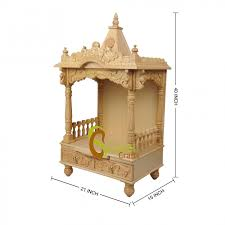 Mandir Decoration At Home Opulent Design Home Wooden Temple Mandir For Home Simple On Ideas