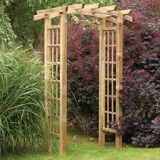 beautify your backyard with a garden arch trellis my garden