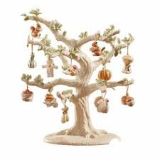 autumn delights 13 pc ornament tree set by lenox
