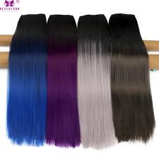 Aliexpress Com Hair Extensions by Online Get Cheap Purple Hair Extension Clips Aliexpress Com