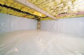 what u0027s the best way to insulate crawl space walls