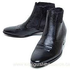 s leather dress boots canada dress black leather chukka boot s casual formal shoes on