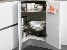 caisson d angle pour cuisine les placards et tiroirs